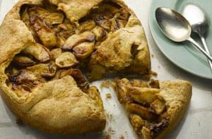 Dan Lepard's alehouse apple pie.
