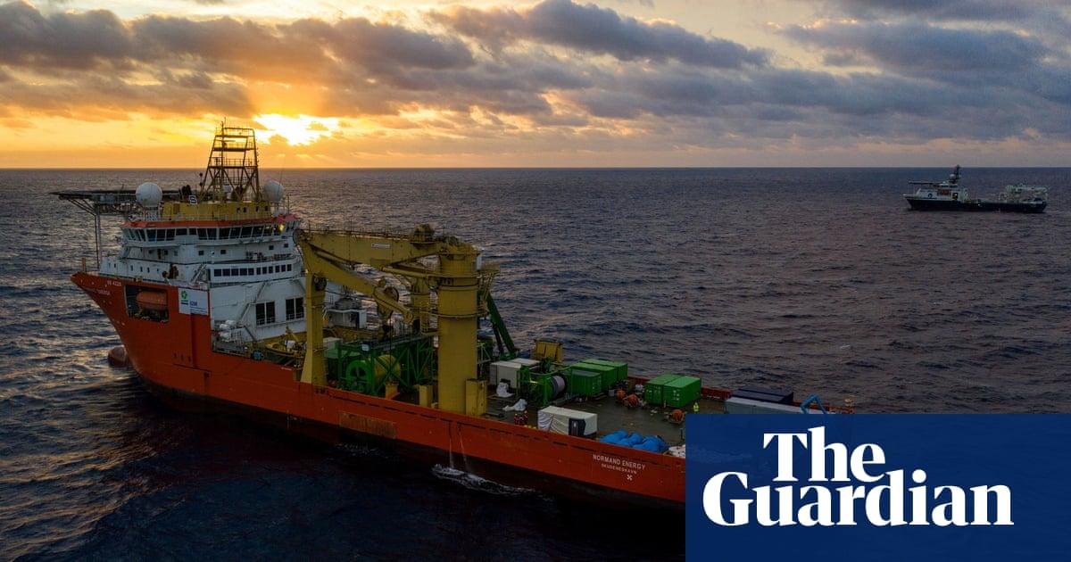 UK's deep-sea mining permits could be unlawful – Greenpeace