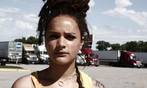 A Star is born: Sasha Lane in American Honey.