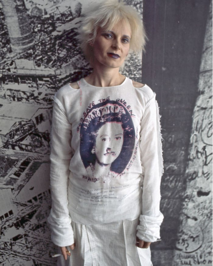 b8a8fc2155b Distressed fashion: making sense of pre-ripped clothes | Fashion | The  Guardian
