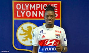 Bertrand Traoré left Chelsea in search of stability and said of his move to Lyon: 'I have the time to show everyone what I can do'.