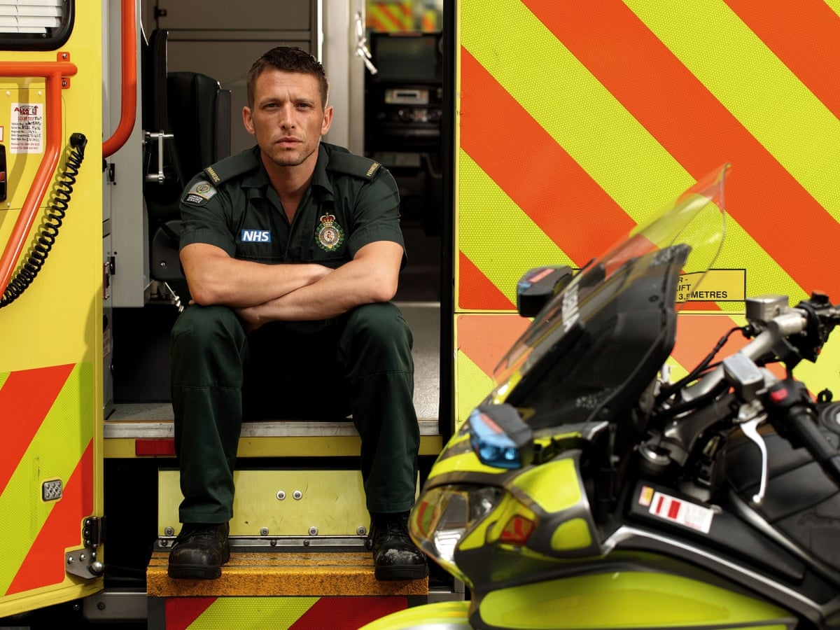 Life Death And Black Humour On Duty With The London Ambulance