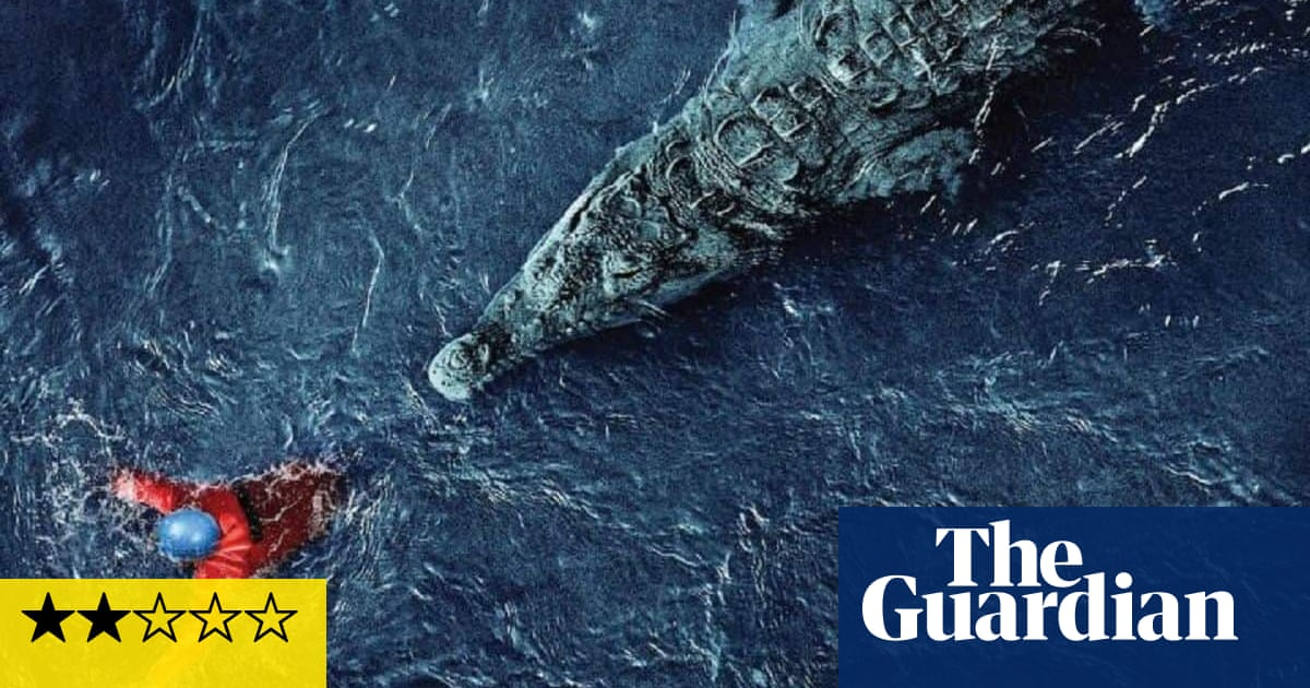 Black Water: Abyss review  – PG-style croc horror is fit for a paddling pool
