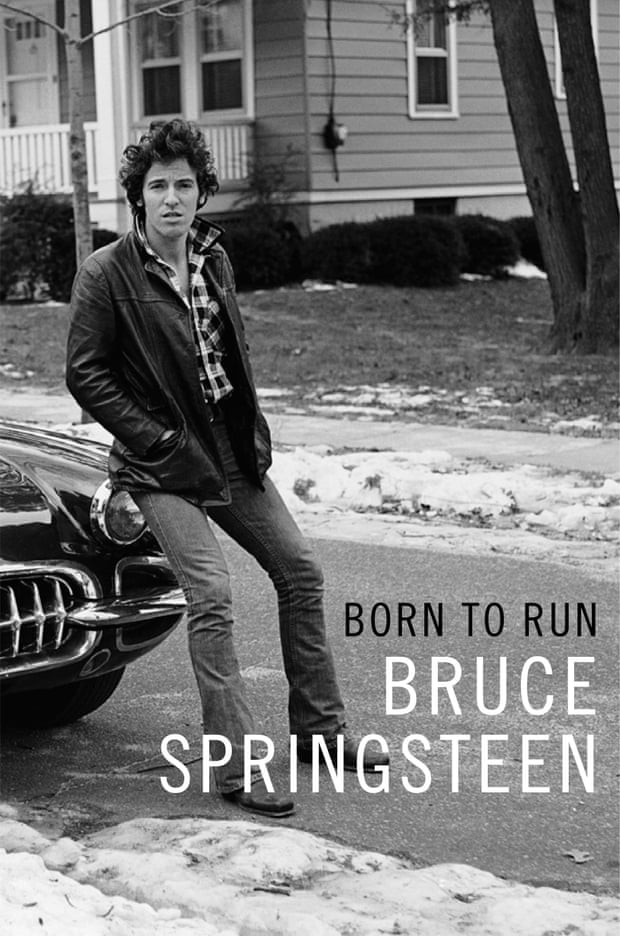 Image result for springsteen autobiography