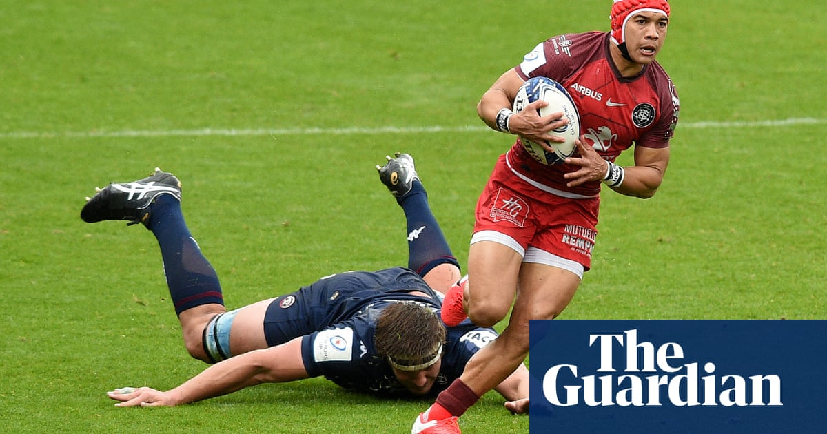 Cheslin Kolbe: 'Everyone knows about French flair. That's what I love'