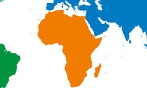 Illustration of Africa
