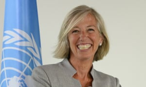 Stefania Giannini is assistant director general for education at the UN's cultural arm, Unesco.