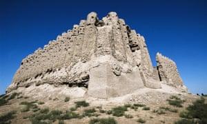 Kiz-Kala fortress. Merv. Turkmenistan
