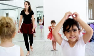 Sophia Miran in her arts center in Erbil
