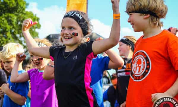 One junior Spartan ready to race