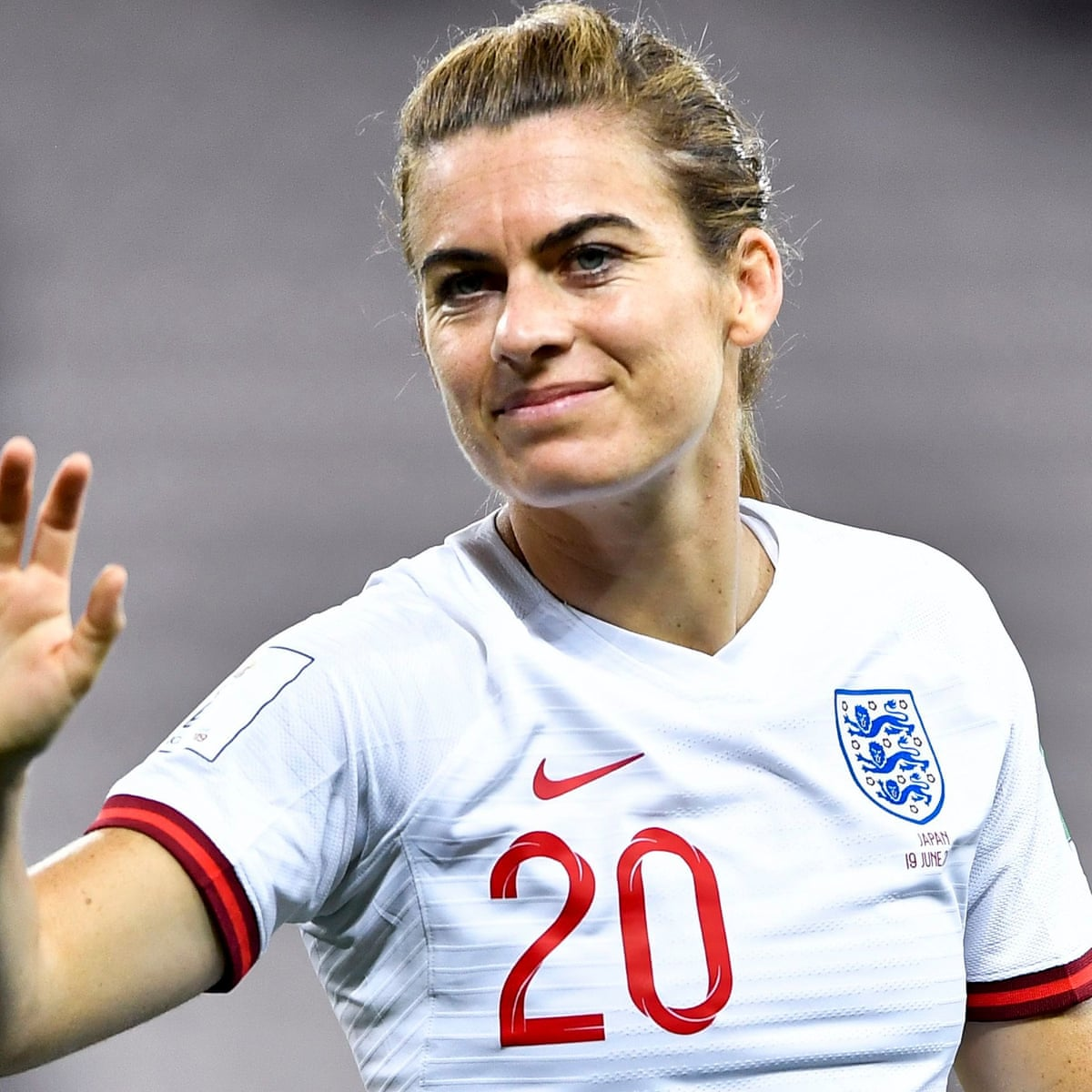 Karen Carney Playing At A World Cup Is Your Dream Don T Fear It Embrace It Women S World Cup 2019 The Guardian