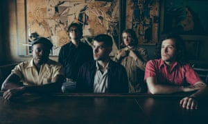 A gleaming, mint-condition Cadillac … Durand Jones and the Indications.