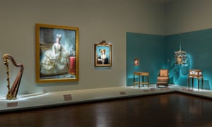 Objects from Versailles: Treasures from the Palace