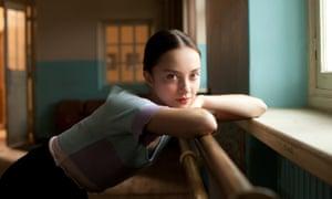 Anastasia Shevtsova stars as Polina in Polina