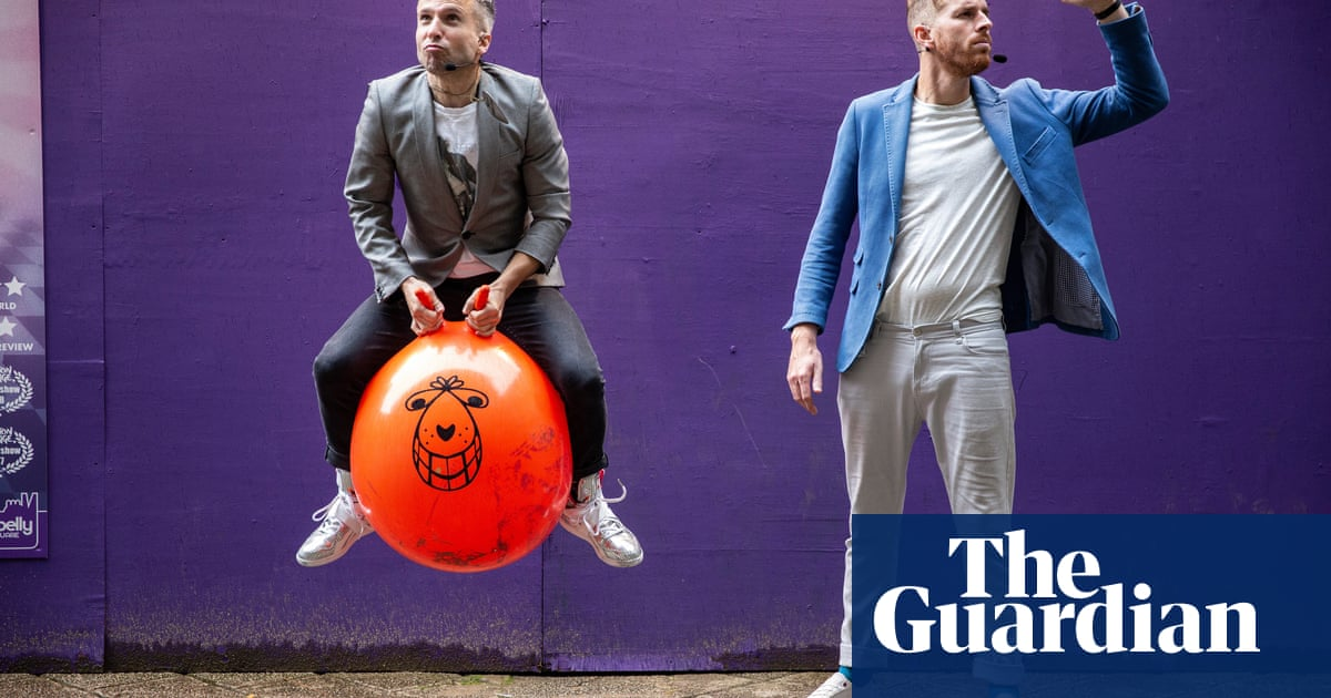 Stage invaders: why indie musicians are rocking up at the Edinburgh fringe