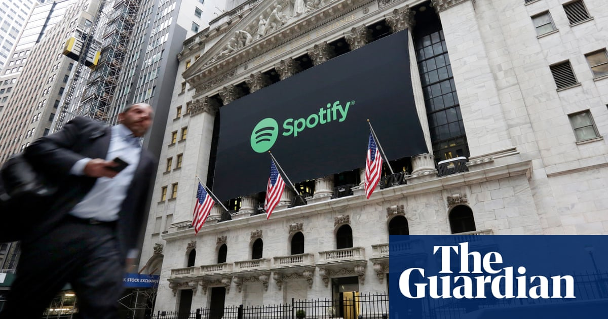 Spotifys Stock Market Debut Everything You Need To Know