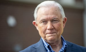 Jeff Sessions was defeated in a runoff election on Tuesday.