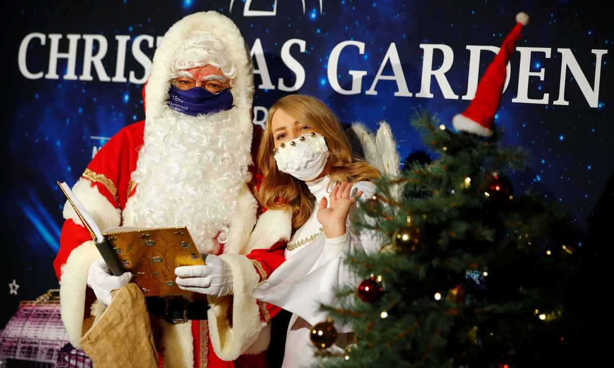 Will A Normal Christmas Be Possible Under Covid World News The Guardian