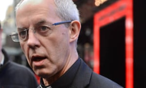Justin Welby apologises to sexual abuse survivor for C of E failings
