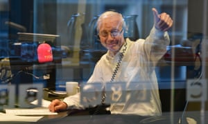 John Humphrys' last Today show.