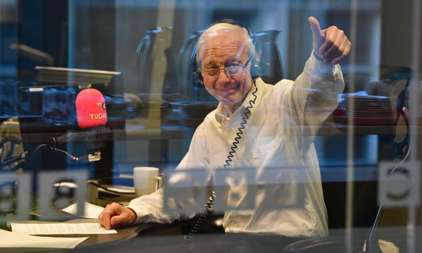 John Humphrys' last Today programme review – a too long lap of honour