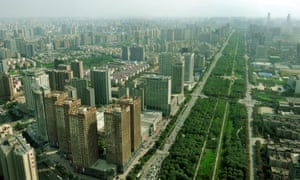 Xi'an, the capital of Shaanxi province