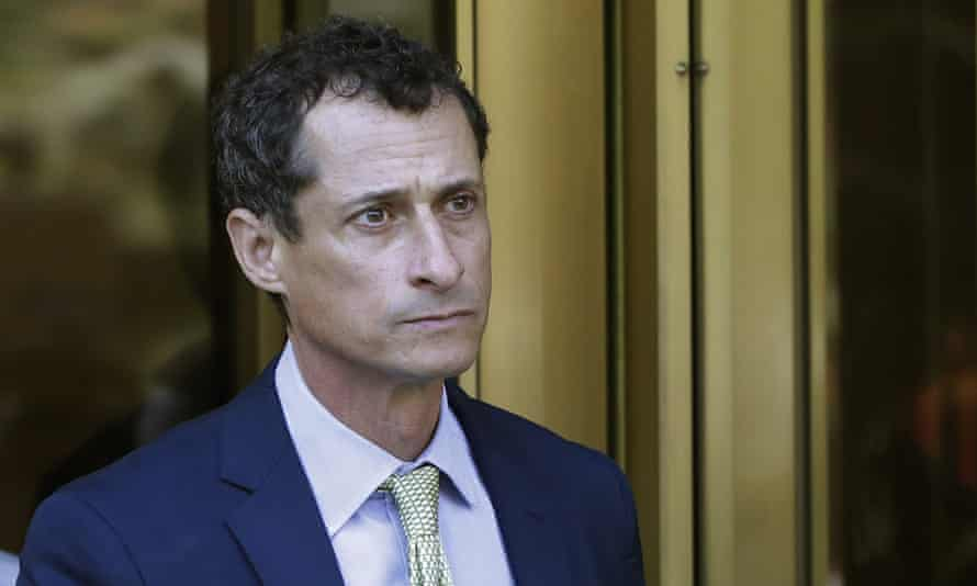 Weiner, who was released from prison in 2019, said he was in a 12-step programme for sex addiction and had accepted he would struggle to find employment.