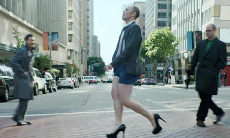Moneysupermarket's 'Epic Strut' ad: attracted more than 1,500 complaints.