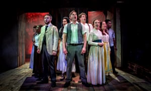 Parade the Musical, at Hope Mill Theatre