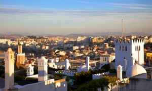 Tangier, Morocco.