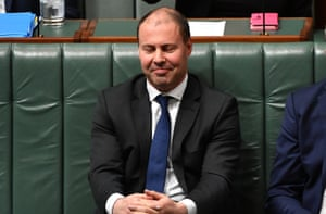 Malcolm Turnbull wasn't the only one looking pleased in question time this afternoon