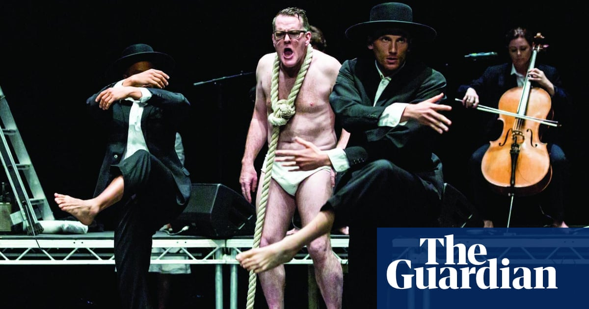 Swan Lake twisted into a gripping tale of clerical sex abuse and