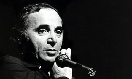 At times Charles Aznavour was as popular outside France as he was in his own country.