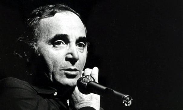 Charles Aznavour obituary | World news | The Guardian