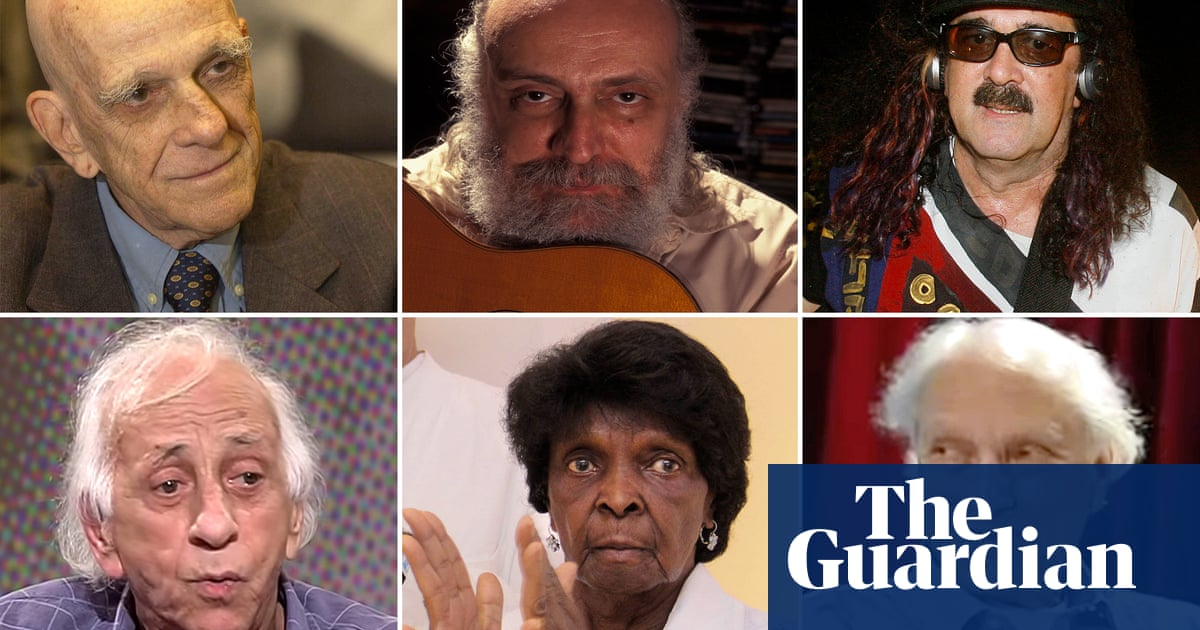 Bolsonaro's silence on artists' deaths reflects disdain for Brazilian culture