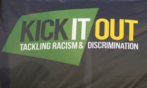 Lour Ouseley of Kick It Out has called on football supporters and authorities to do more to encourage the reporting of racist abuse.