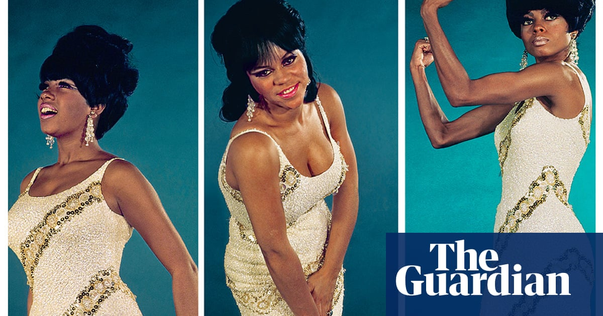 Sequins and stardom: the fashion legacy of the Supremes