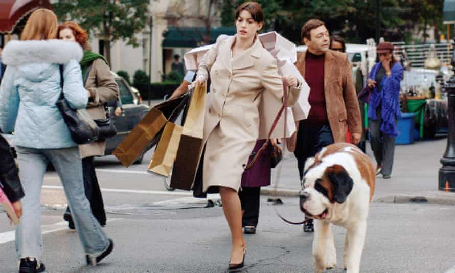 Wears Prada (2006) struggles with lots of shopping and a dog