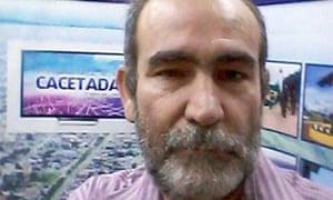 João Miranda do Carmo, murdered following months of threats.