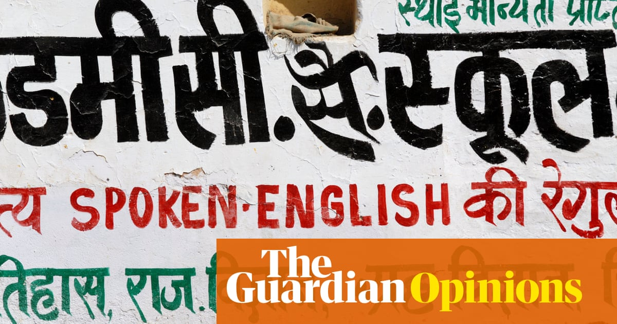 My English will never be 'perfect' – and that's what keeps a language alive