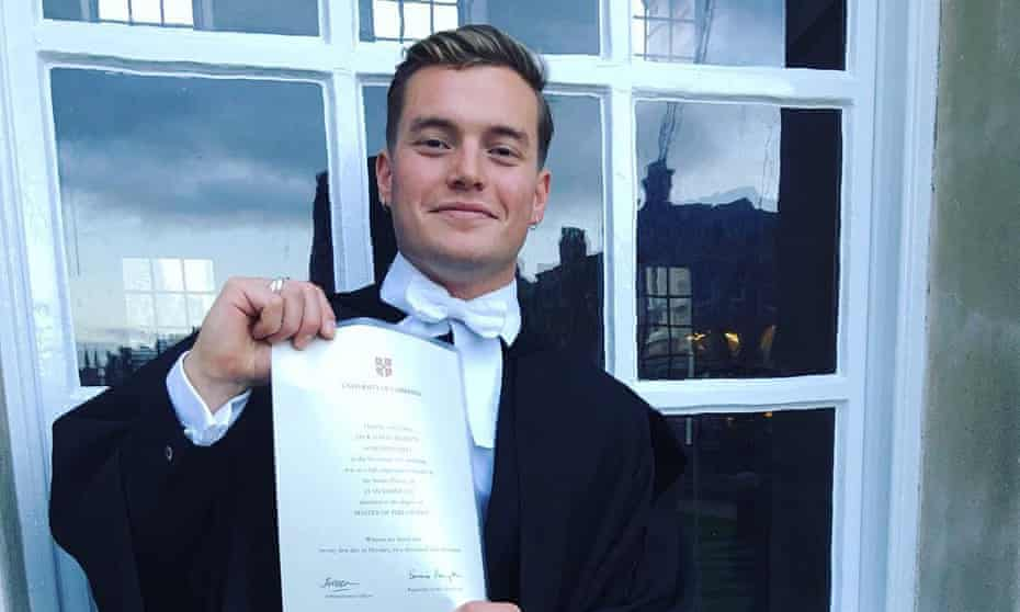 Jack Merritt is the first named victim of the London Bridge attack.
