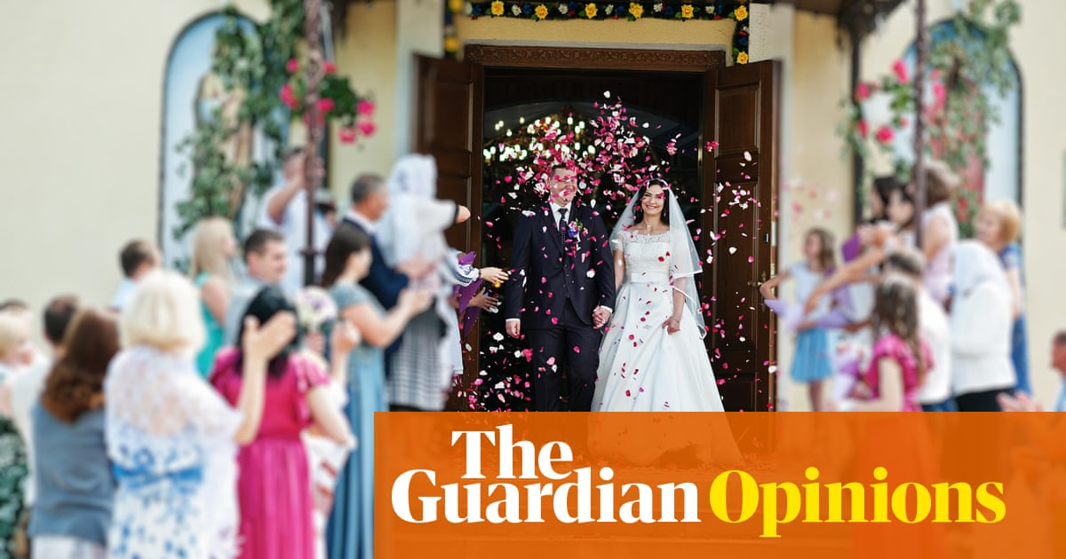 Proper old-style weddings are back – and they've been worth the wait