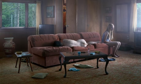 Photographer Gregory Crewdson and his eerie rooms of gloom