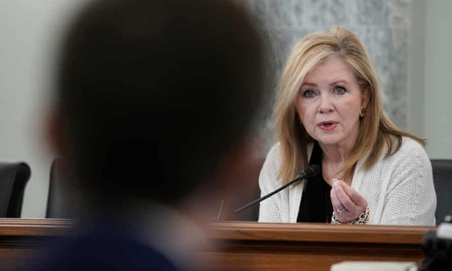 Senator Marsha Blackburn: 'You know who else liked universal day care?' Another red plot rumbled!