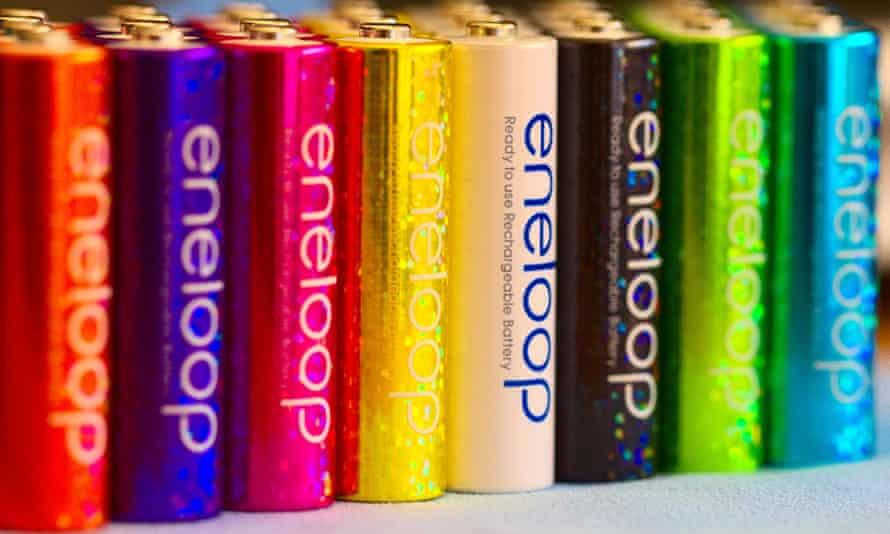 enloop rechargeable batteries