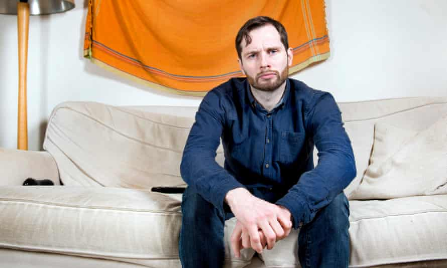 Comedian Liam Williams features in the satirical world of Capital