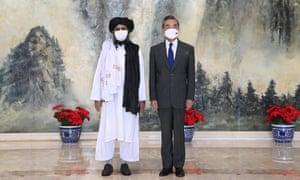 Ashraf Ghani World The Guardian