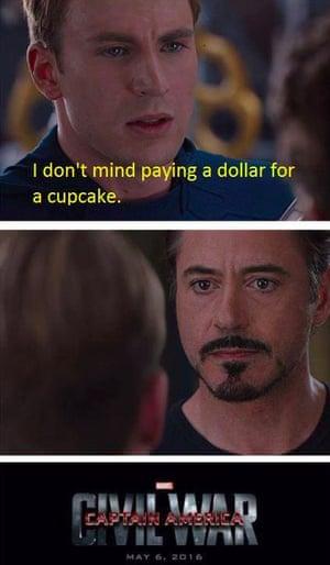 A meme created by UQ StalkerSpace member Jason Donovan