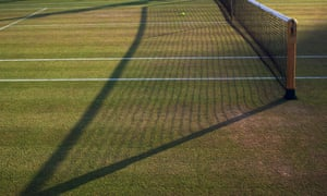 Game to love … mixed doubles leads to the daring affair in The Only Story. Photograph: Alamy