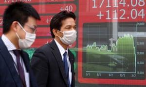 Asia stock markets rallied overnight.
